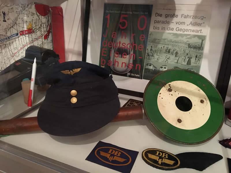 Eisenbahnmuseum Amorbach - Ausstellungsstück